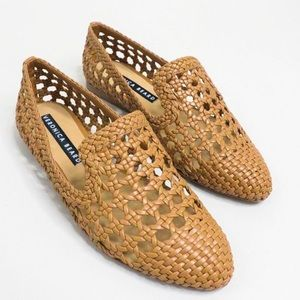 Veronica Beard Griffin Loafer in Almond